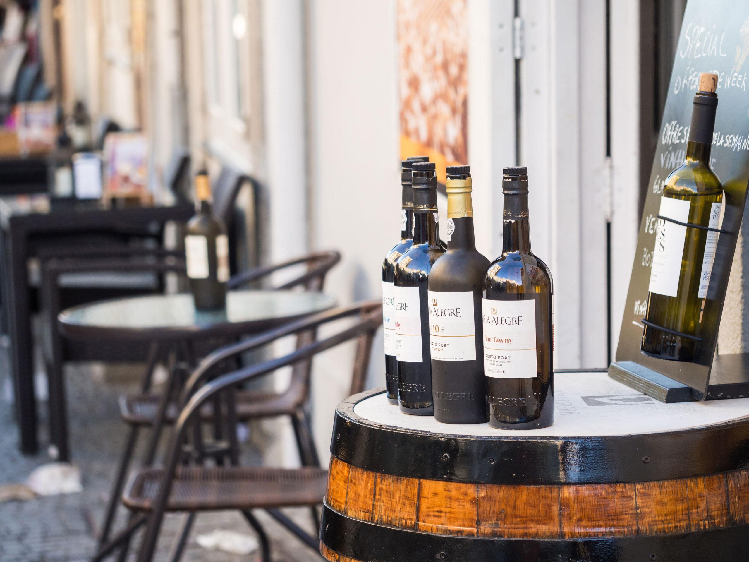 portvin Porto Portugal hva kjope shoppingtips handle guide