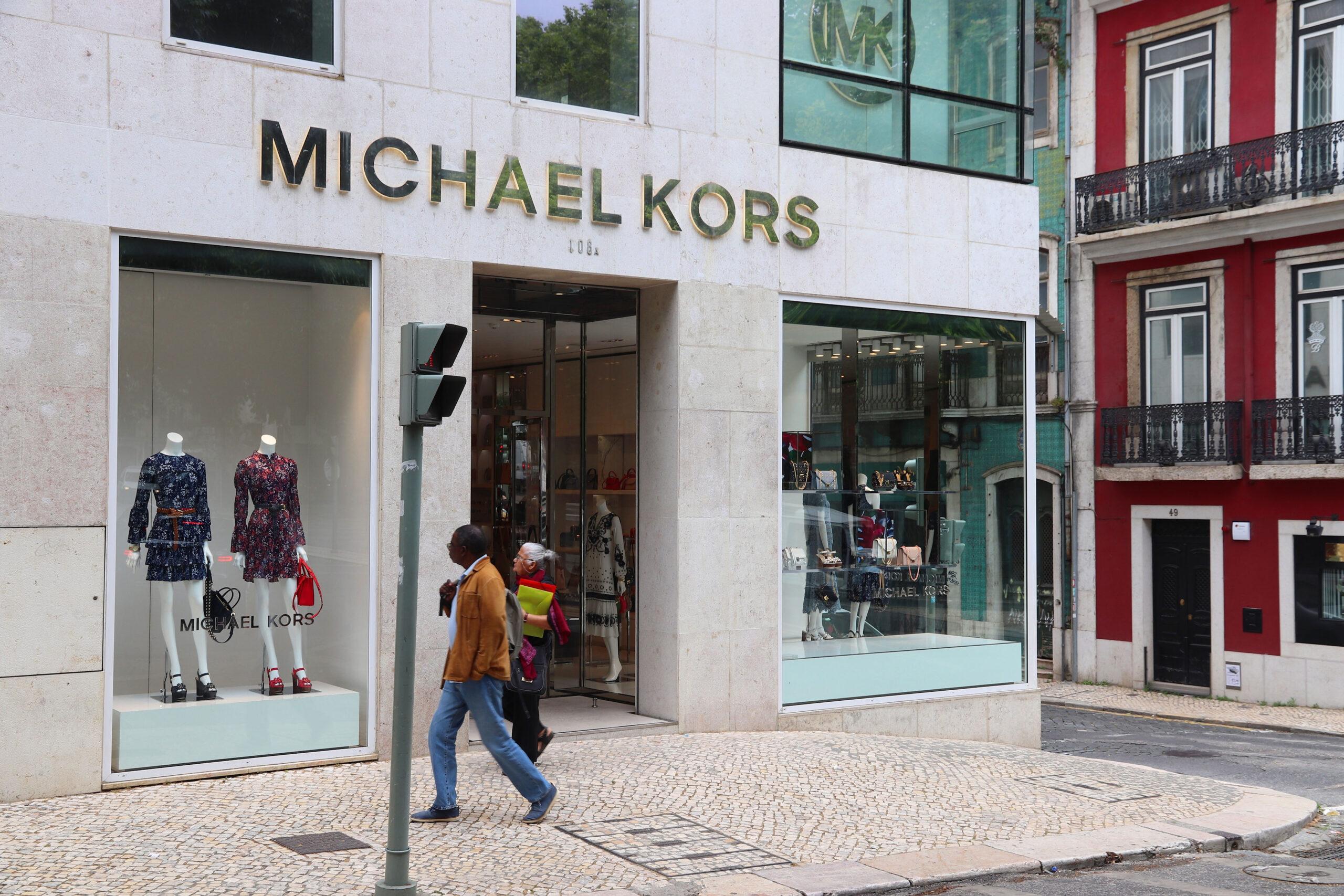 Avenida da Liberdade Michael Kors butikk Lisboa
